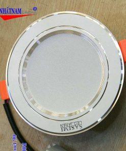 đèn led âm trần 7w