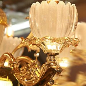 đèn trang trí phòng khách