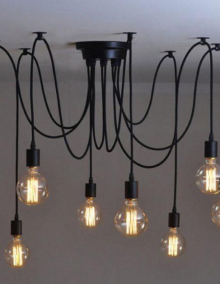 đèn thả nghệ thuật deco
