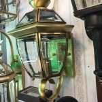 đèn tường đồng kính