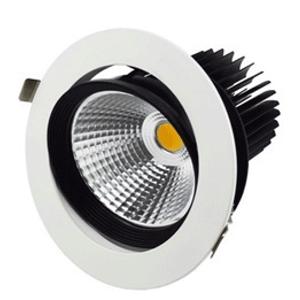 Đèn led âm trần chiếu điểm 7w TLC, điều chỉnh góc chiếu