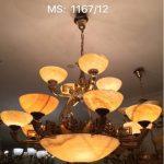 Đèn chùm đồng 1167-12