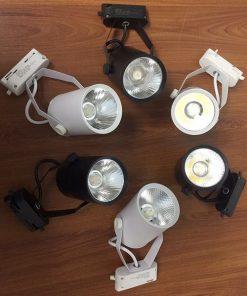 đèn rọi ray, rọi ray, chiếu sáng shop quần áo, đèn rọi shop quần áo