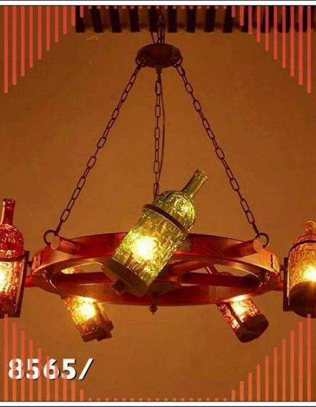 đèn thả nghệ thuật đèn-thả-deco
