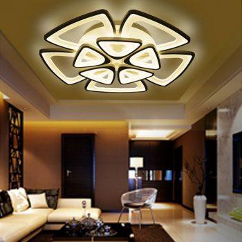 đèn trang trí nhà chung cư