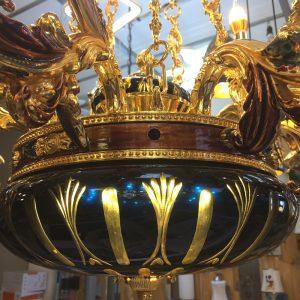 Đèn Chùm Phong Cách Châu Âu