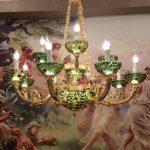 Đèn Chùm Tân Cổ Điển Phong Cách Châu Âu