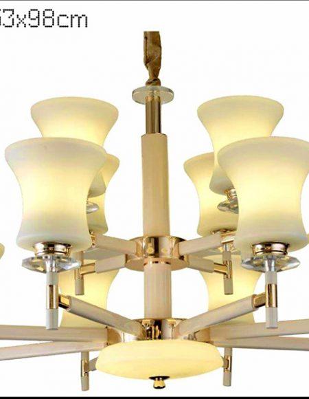 Đèn chùm trang trí phòng khách chất lượng, giá rẻ tại Hà Nội