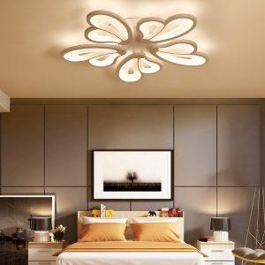 đèn trang trí chung cư
