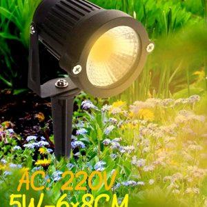Đèn cắm cỏ 5w Sasimi