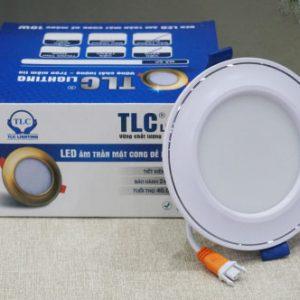 Đèn âm trần TLC đế mỏng