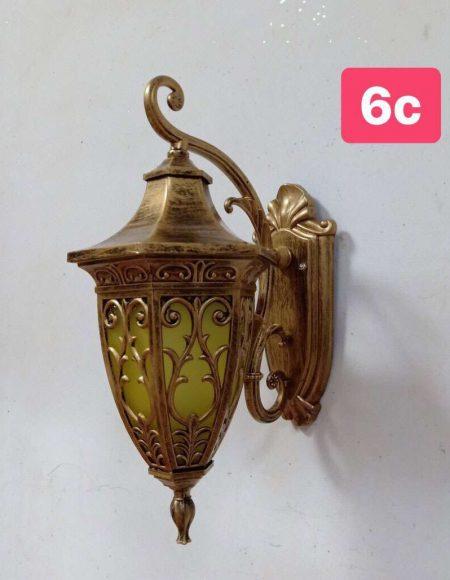 Đèn chùa cổ điển, chống nước, chất liệu nhôm đúc